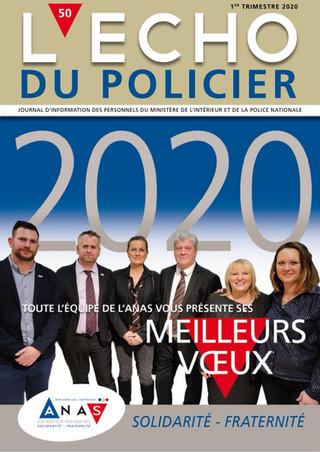 L'Echo du Policier n°50 est sorti