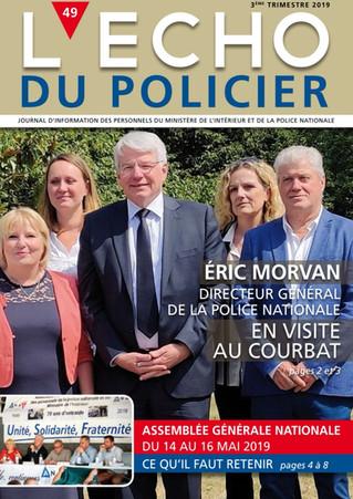 L'Echo du Policier n°49 est sorti