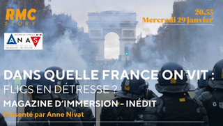 Reportage ANAS-LE COURBAT