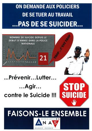 Prévenir... lutter... agir... contre le suicide !!