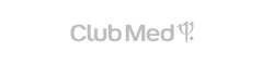 logo gris club med, voyage, travel, club