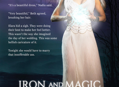 Book Review: Iron and Magic