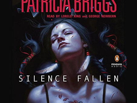 Book Review: Silence Fallen (Mercy Thompson #10)