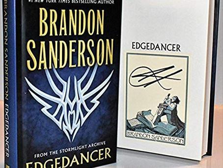 Book Review: Edgedancer