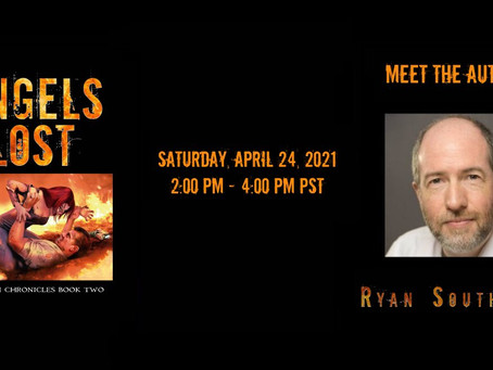 Angels Lost - Virtual Launch Party and Giveaway