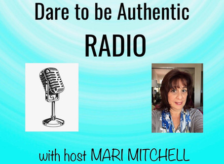 Radio Interview with Mari Mitchell
