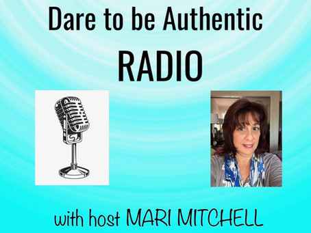 Radio Interview with Mari Mitchell