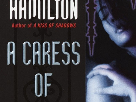 Book Review: A Caress of Twilight