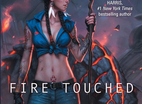 Book Review: Fire Touched