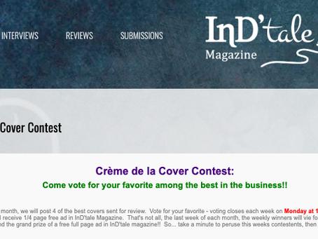 Crème de la Cover Contest!