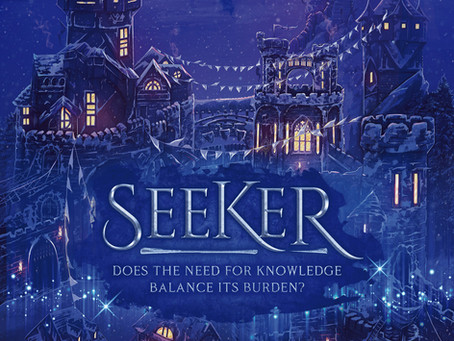 Book Review: Seeker by Morgan Chalut