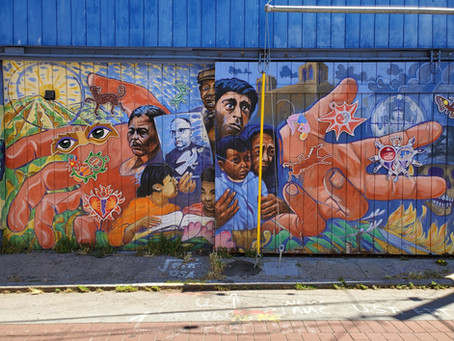 San Francisco's Hidden Art Gallery - The Mission District