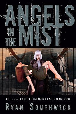 Angels in the Mist (Audiobook)