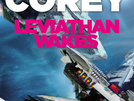 Book Review: Leviathan Wakes