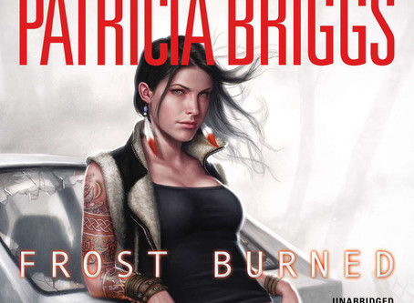 Book Review: Frost Burned