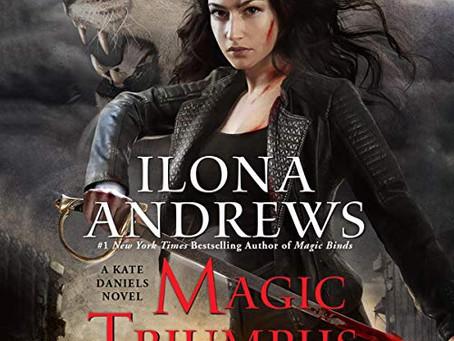 Book Review: Magic Triumphs
