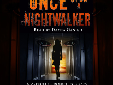 Once Upon a Nightwalker Audiobook Now Available