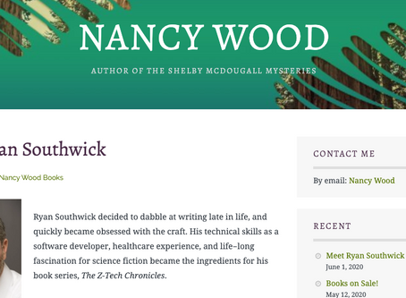 Author Interview with Nancy Wood