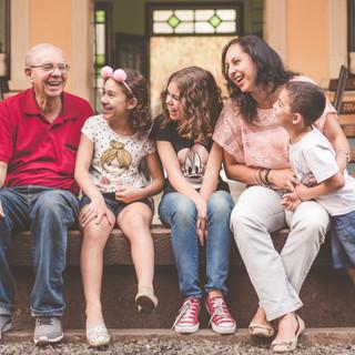 Gabriel e família