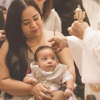 Batizado Emmanuel