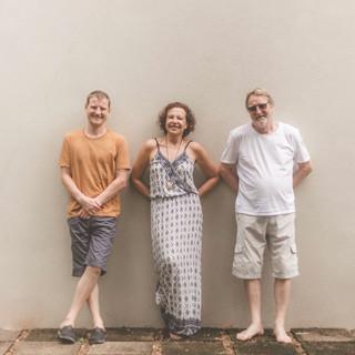 Alex, Thelma e Rolf