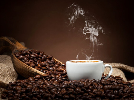 Coffee. Caffeine. Java. Joe.