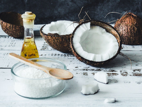 Coconut oil: is it a good oil?