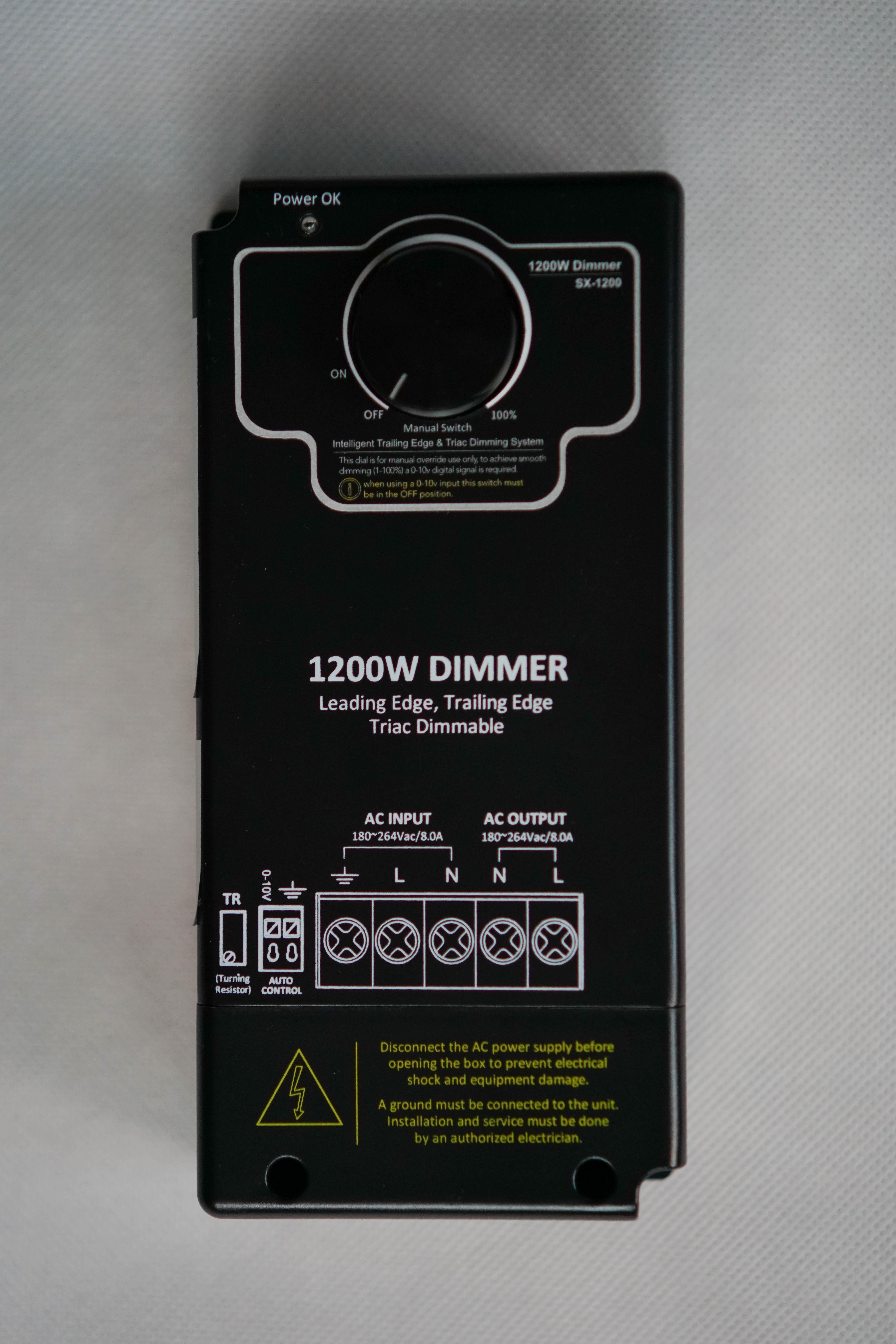 Ściemniacz SX1200