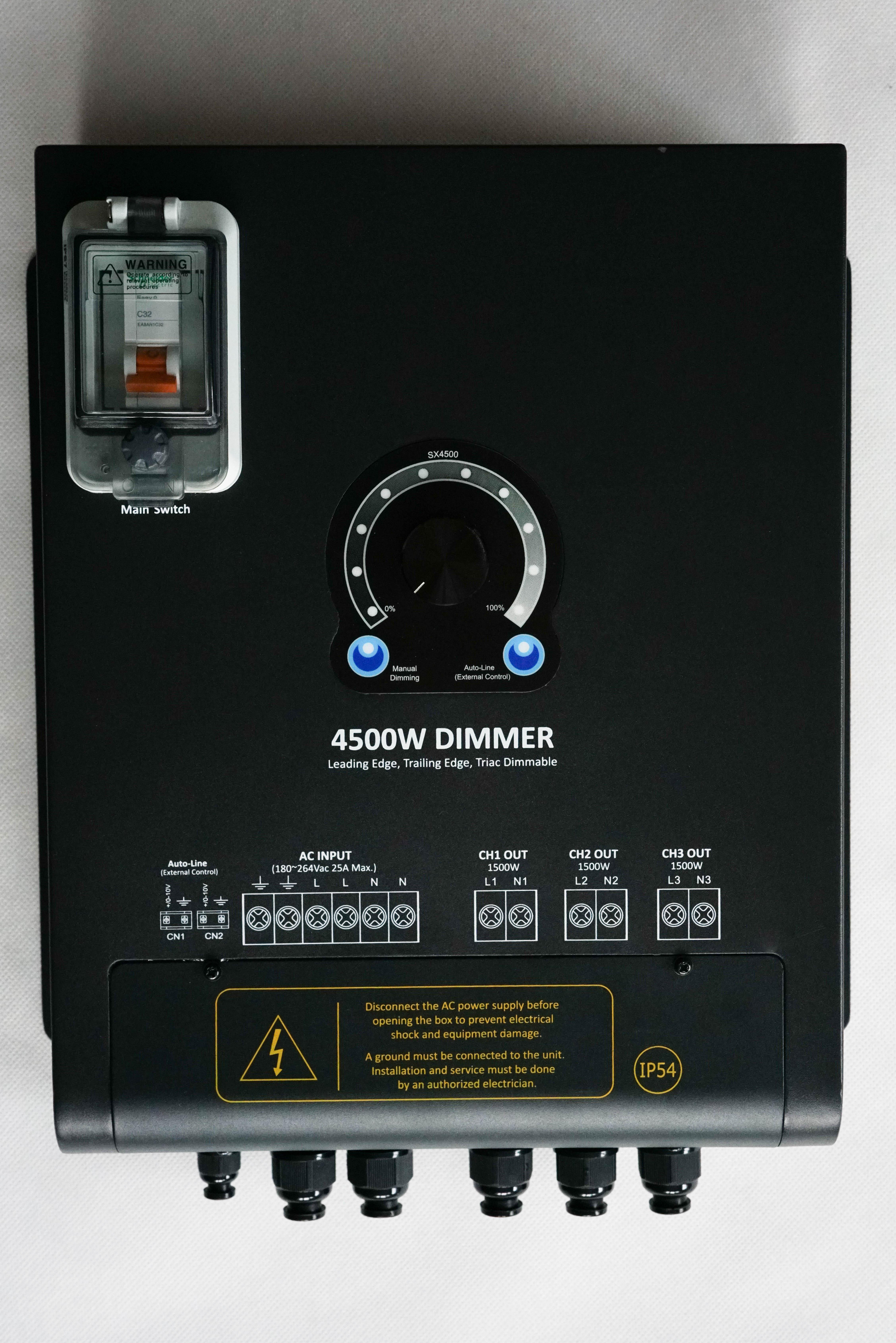 Ściemniacz SX4500