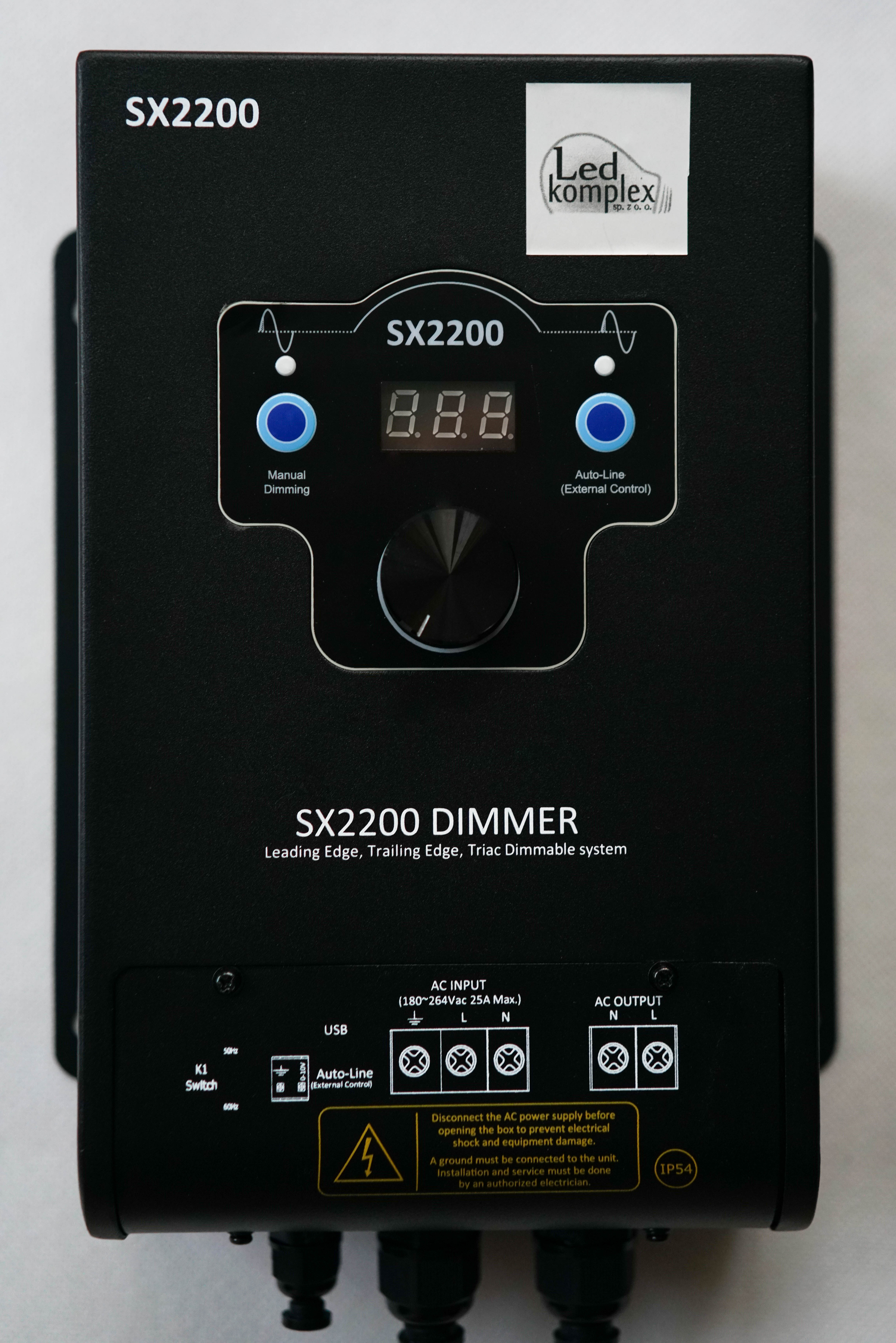 Ściemniacz SX2200