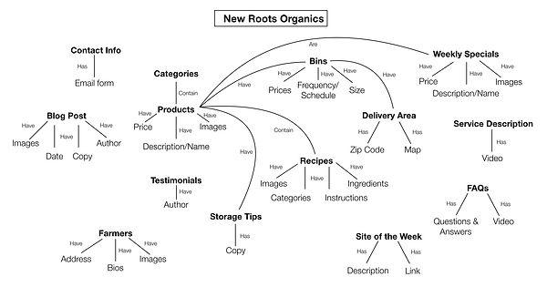 Concept Model New Roots