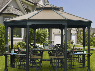 A Look at Metal Gazebos