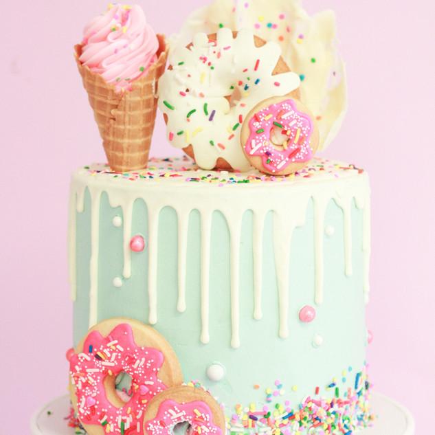 Custom Celebration Cakes