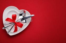 valentine dinner image