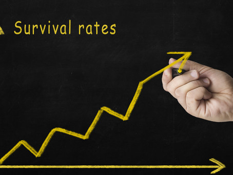 Lost Profits for New Business Using Survivability Statistics and Monte Carlo Simulation