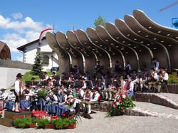 Musikpavillon Lajen