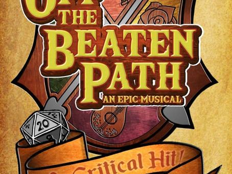 Emmy Cast as 'The Architect/Sorshala' in New Virtual Musical 'Off the Beaten Path' - July 25, 2020