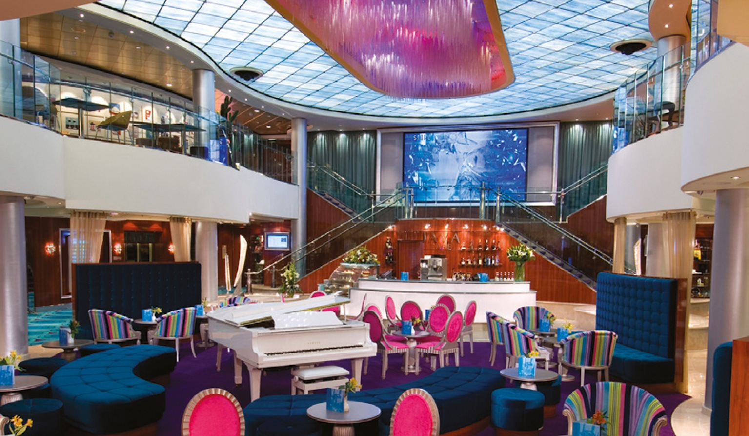 Atrium Norwegian Jewel/Pearl
