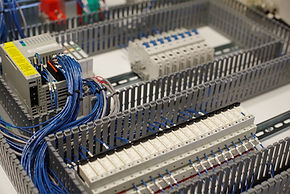 E3 Integrated Engineering - Controls & Automation - control panel wiring