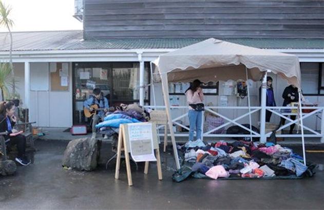 2017 Moving Flea Market for People in Ne