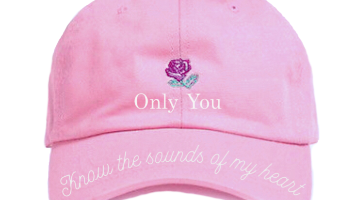 Only You by MM Golf Cap