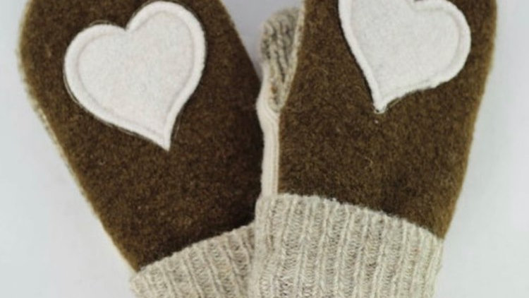 Warm Me Up Mademoiselle Mittens