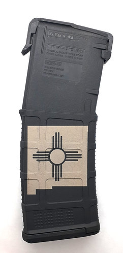 AR15 PMAG GEN 3 - Two sides engraved
