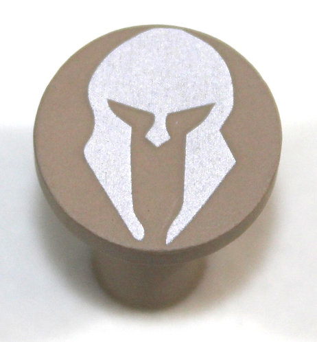 AR15 extended Mag Release button