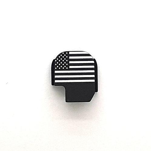 Sig Sauer P365 slide plate - U.S. Flag