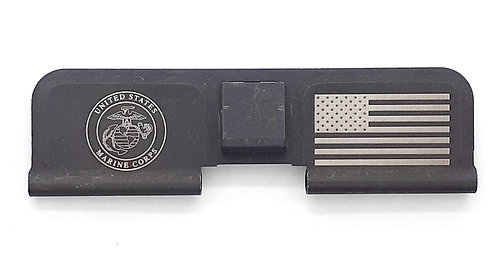 AR15 Port Door - Steel - closed side
