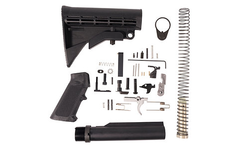 Anderson Manufacturing AR15 Open Lower Build Kit