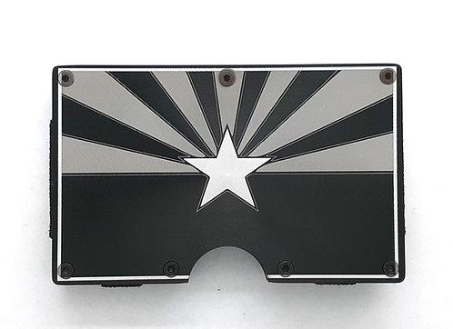 Minimalist RFID Wallet - Arizona State Flag