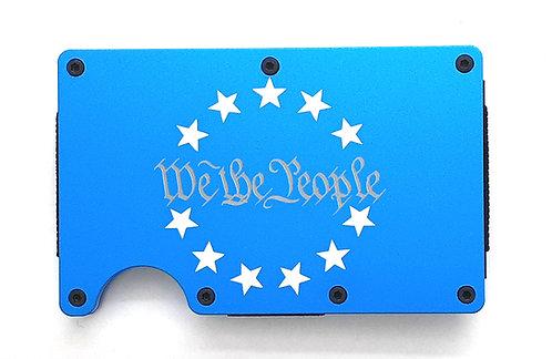 Minimalist RFID Wallet - We The People