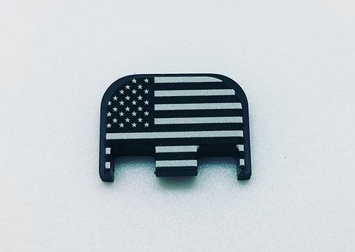 Glock Gen 1 - 5 slide plate - U.S. Flag